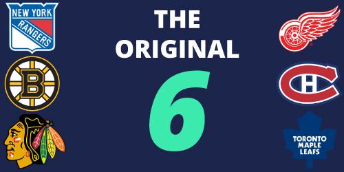 NHL Original Six SocialSign.in